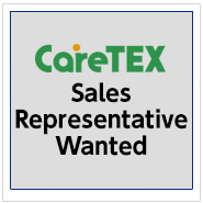 CareTEX Sales Representative Wanted